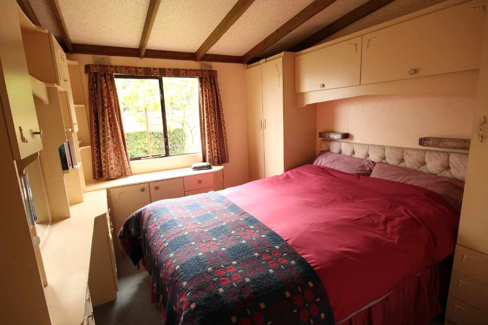 Rowantree Self Catering Chalet, Hiddenglen Holidays, Nairn, UK.