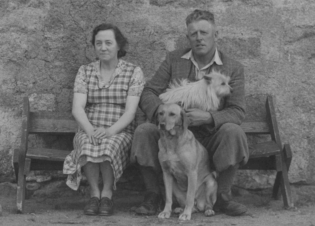 Bob & Margaret June 1951.
